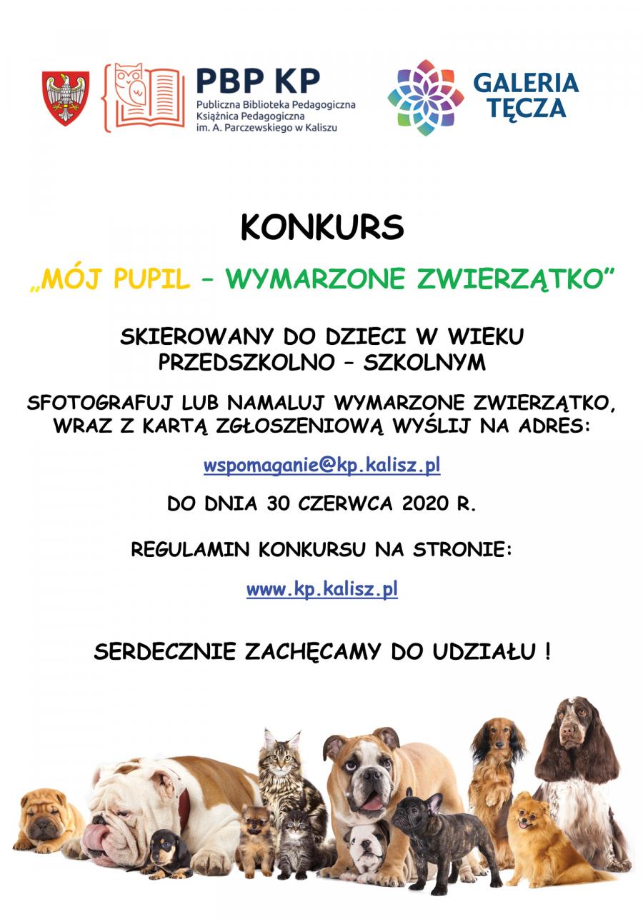 pupil-konkurs